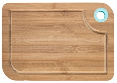 Home4you Cutting Board Bamboo Home 19x28cm