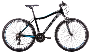 "Jalgratas Romet Rambler R6.1 JR 17"" 26"" Black Blue 19"