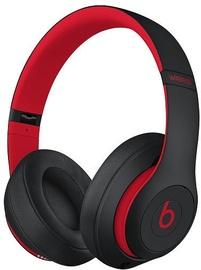 Ausinės Beats Studio3 Wireless Defiant Black/Red