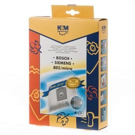 Мешок для пыли K&M B05 Mikro, 4 шт.