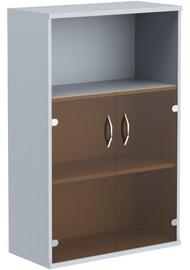 Skyland Imago ST-2.2 Office Shelf 77x120x36.5cm Metallic