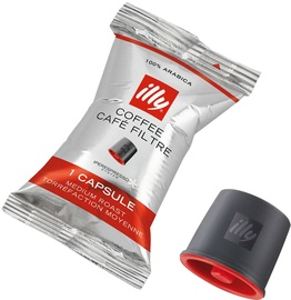 Illy IperEspresso Filter Coffee Medium Roast 100 Capsules