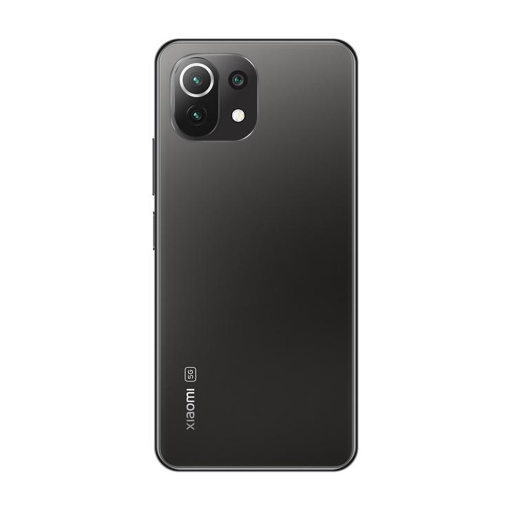 Мобильный телефон Xiaomi Mi 11 Lite 5G, черный, 6GB/128GB
