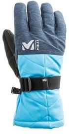 Millet Womens Gloves LD Mount Tod Dryedge Blue/Light Blue M