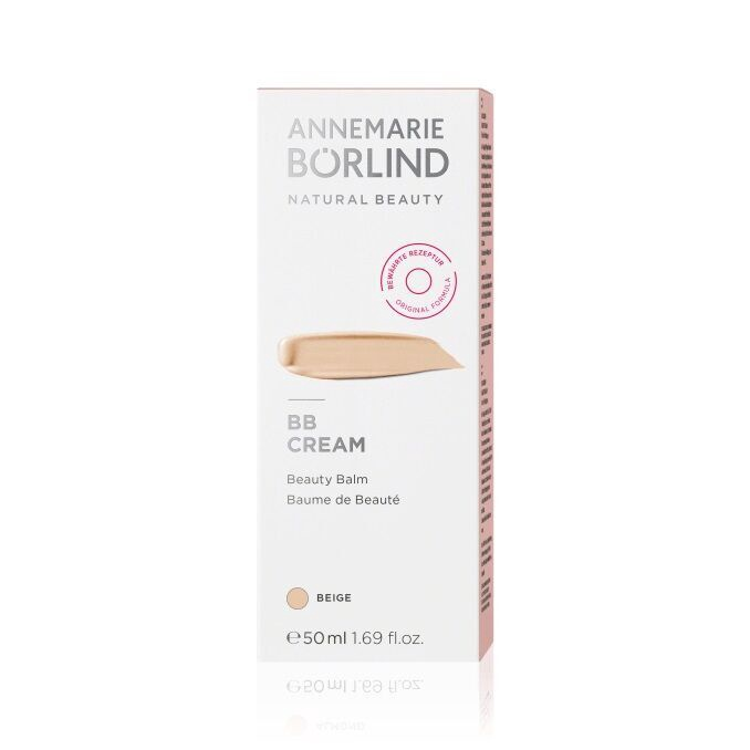 Annemarie Borlind BB Cream Beauty Balm 50ml Beige