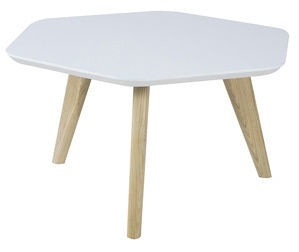 Verners Coffee Table White 395723