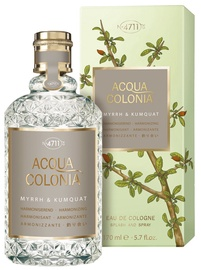 4711 Acqua Colonia Myrrh & Kumquat 170ml EDC Unisex