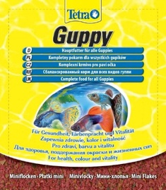 Tetra Guppy Flakes 12g
