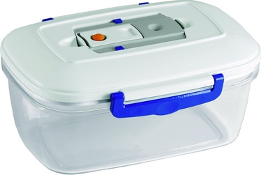 Magic Vac Rectangular Container With Lid 1.5l ACO1092