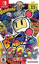 Super Bomberman R SWITCH