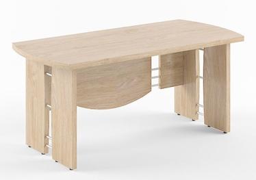 Skyland Born V 101 Executive Desk 200x90cm Devon Oak