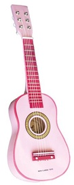 New Classic Toys Music Instrument Guitar Pink 10345