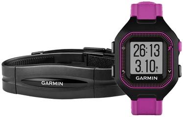 Garmin Forerunner 25 Bundles Black/Purple