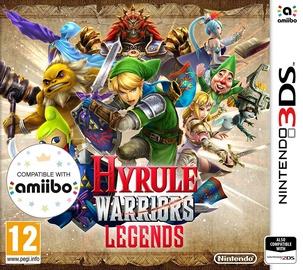 Игра Hyrule Warriors Legends 3DS
