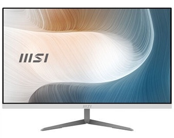 Стационарный компьютер MSI Modern AM271 11M, Intel® Core™ i5, Intel® Iris® Xe Graphics