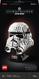 Конструктор LEGO®Star Wars Шлем штурмовика 75276