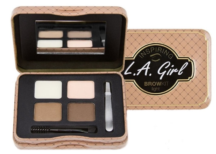 L.A. Girl Inspiring Brow Kit Palette 2.4g 341