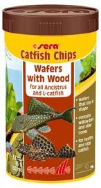 Sera Catfish Chips 250ml