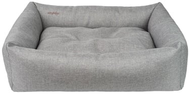 Amiplay Palermo Sofa XL 90x72x22cm Light Gray