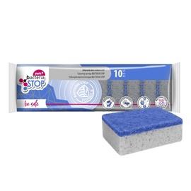 Губка для чистки 034010, синий, 5 шт.