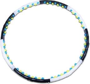Hertz Semper 2 Magnetic Hula Hoop 110cm Black/White