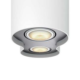 Išmanusis šviestuvas Philips Pillar Hue, baltas 2 x 5.5W 230
