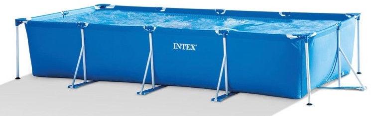 Intex Frame Pool Set Family 450x220x84cm