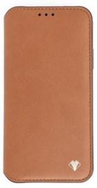 Vix&Fox Smart Folio Case For Samsung Galaxy S9 Brown