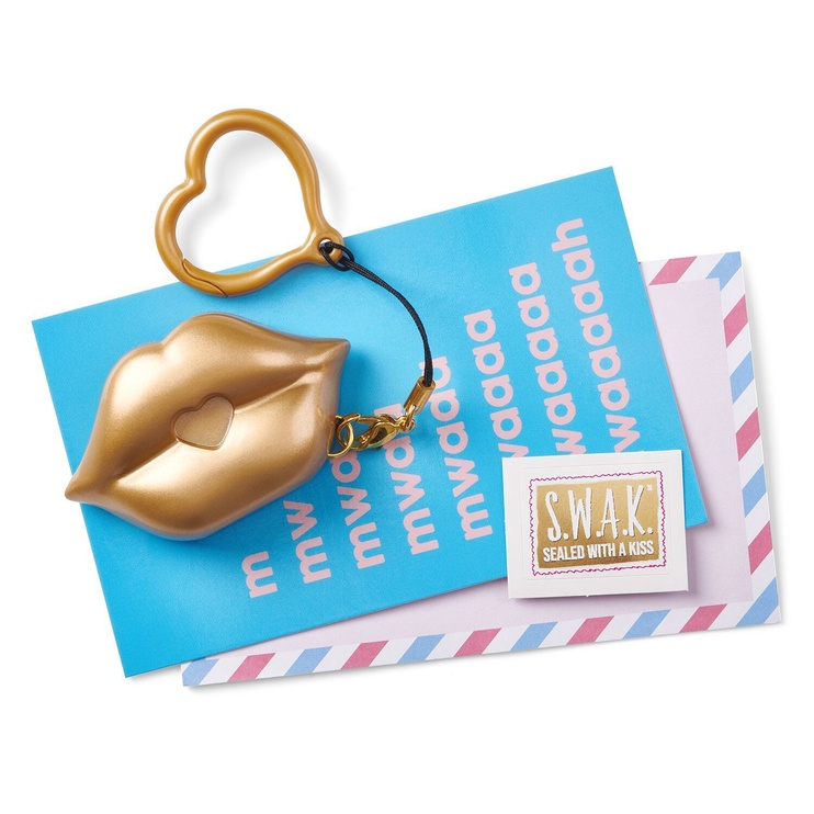 Žaislinė figūrėlė SWAK Sealed With A Kiss Gold Kiss 4114