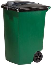 Curver Waste Bin 100l Green
