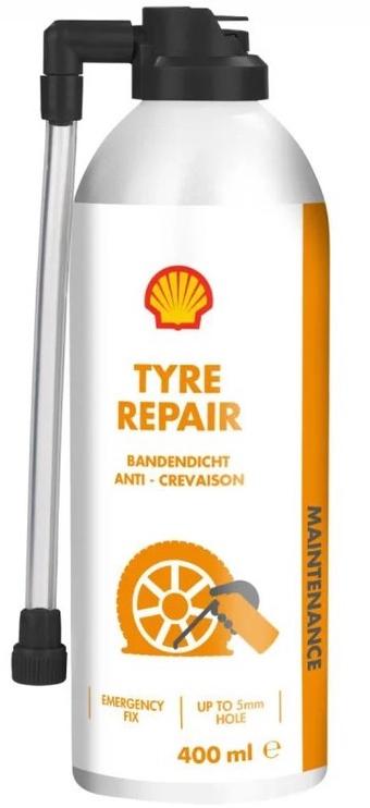 Герметик для шин Shell, 400 мл
