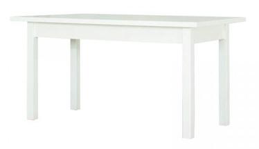 Pusdienu galds Bodzio S44 White, 1550x800x790 mm