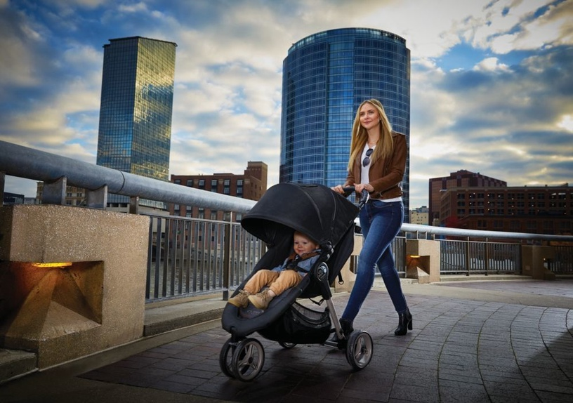 Baby Jogger City Mini Single Anniversary