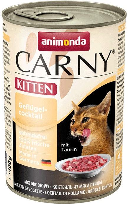 Animonda Carny Kitten Poultry Meat Cocktail 400g