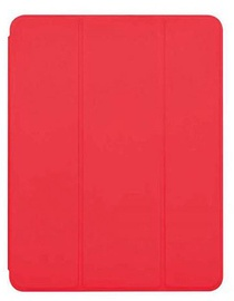 Devia Leather Case With Pencil Slot For Apple iPad Mini 2019 Red
