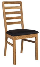 Söögitoa tool Home4you Camden Black, 1 tk