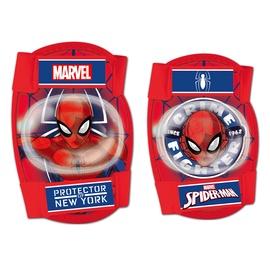 Kelių ir alkūnių apsauga Disney Spider Man