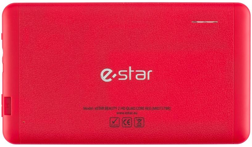eSTAR Beauty 2 HD Quad Core 7.0 Red