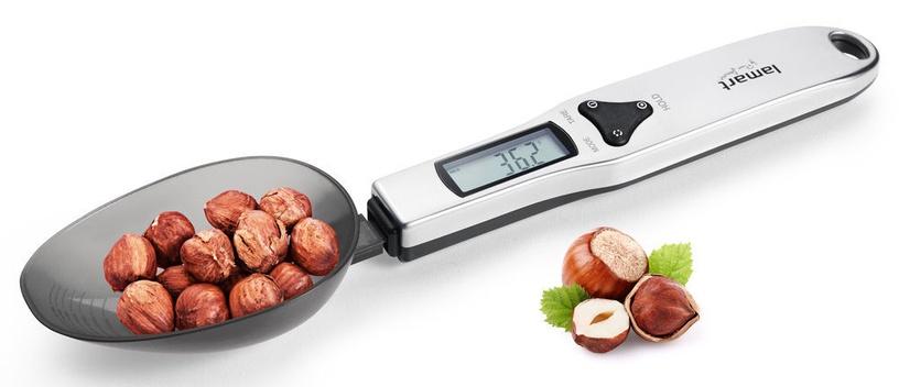 Elektrooniline köögikaal Lamart LT7034, hõbe