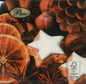 Paw Decor Collection Cinnamon Christmas 33 x 33 cm