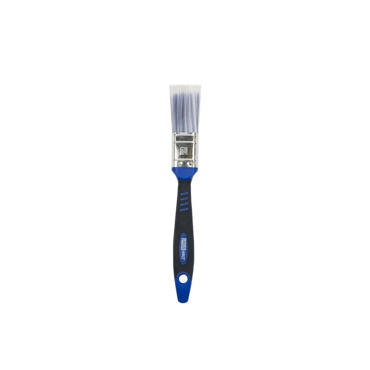 Кисть HausHalt Flat Brush RJ3348 Synthetic Black/Blue 25mm