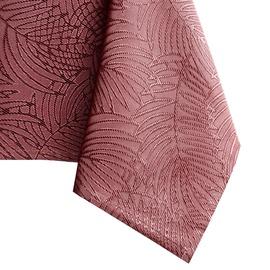 Скатерть AmeliaHome Gaia, розовый, 4000 мм x 1400 мм