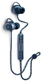 Belaidės ausinės Akg N200 Blue