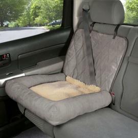 Кровать для животных VLX Cuddler, серый, 1020x580 мм