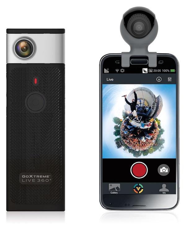 GoXtreme Live 360° 20140