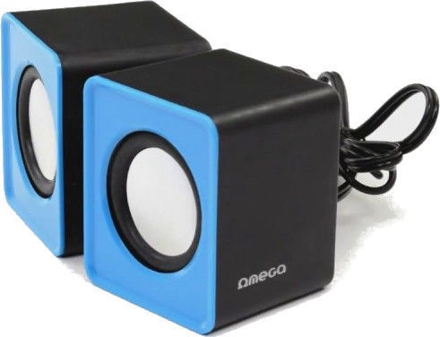 Omega OG01 2.0 Speakers Blue
