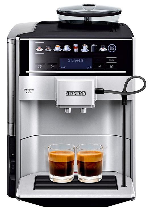 Кофеварка Siemens EQ.6 TE653501DE