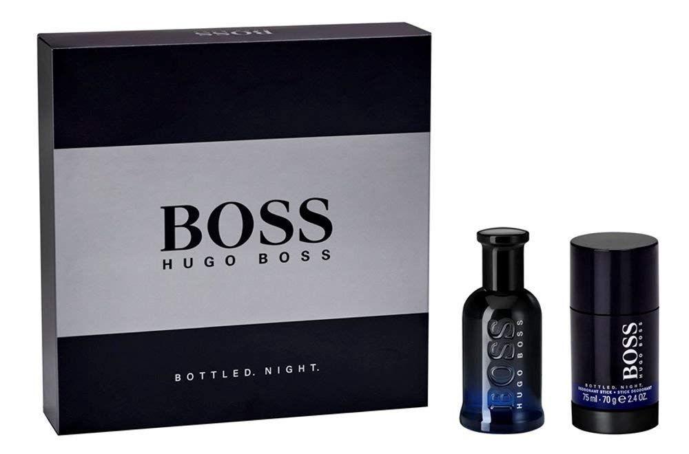 d7cef9930bd Hugo Boss Bottled Night 50ml EDT + 75ml Deodorant Stick