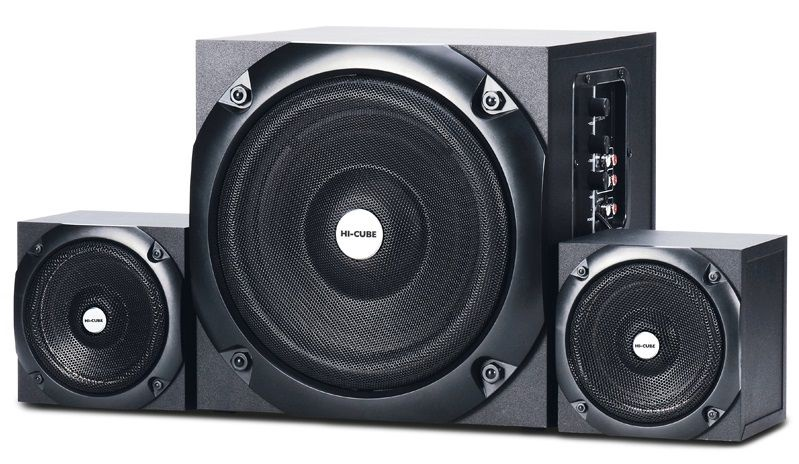 Tracer Hi-Cube TRG-495 Speakers 2.1