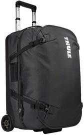 Ceļojumu soma uz riteņiem Thule Thule Subterra 3203449, melna, 56 l